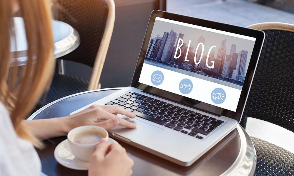 Création de blogs d'entreprise